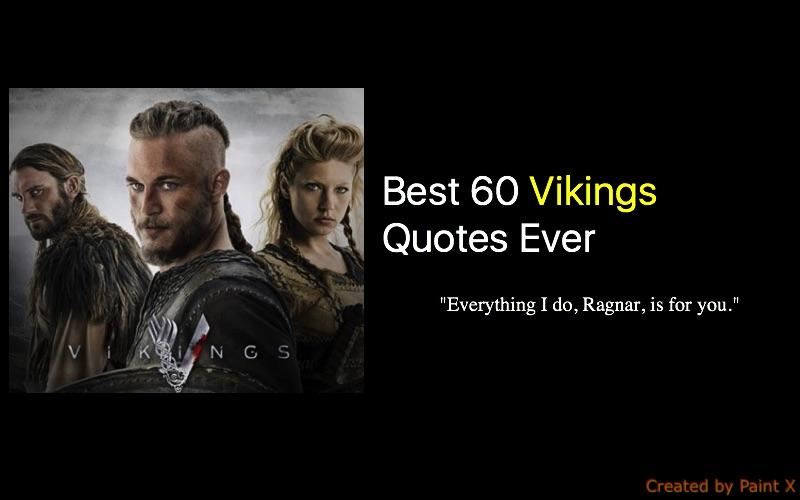 Best Vikings Quotes NSF MUSIC STATION Interesting Best Vikings Quotes